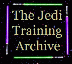 The Jedi Training Archive